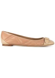 Burberry quilted ballerinas - Nude & Neutrals