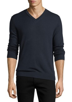 Burberry Randolf Cashmere-Cotton Sweater