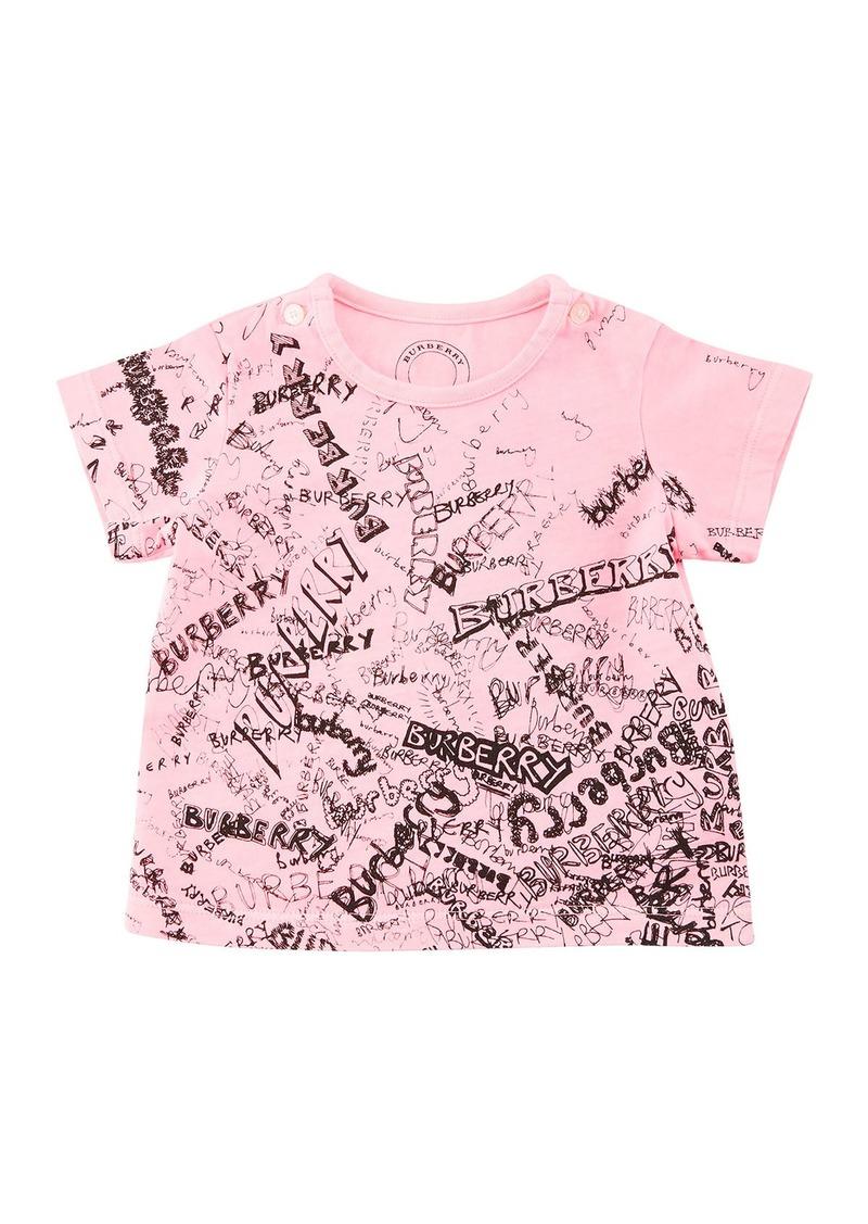 44719c73365e Burberry Burberry Rea Scribbles T-Shirt