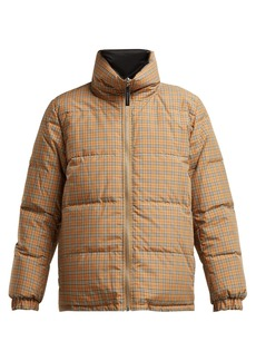 Burberry Reddich reversible down-filled jacket