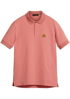 Burberry Reissued polo shirt - Pink & Purple