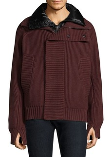 Burberry Ribbed Sweater