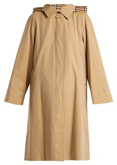 Burberry Richmond cotton-gabardine trench coat