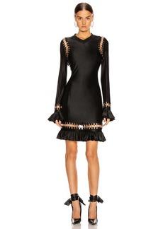 Burberry Ring Frill Dress