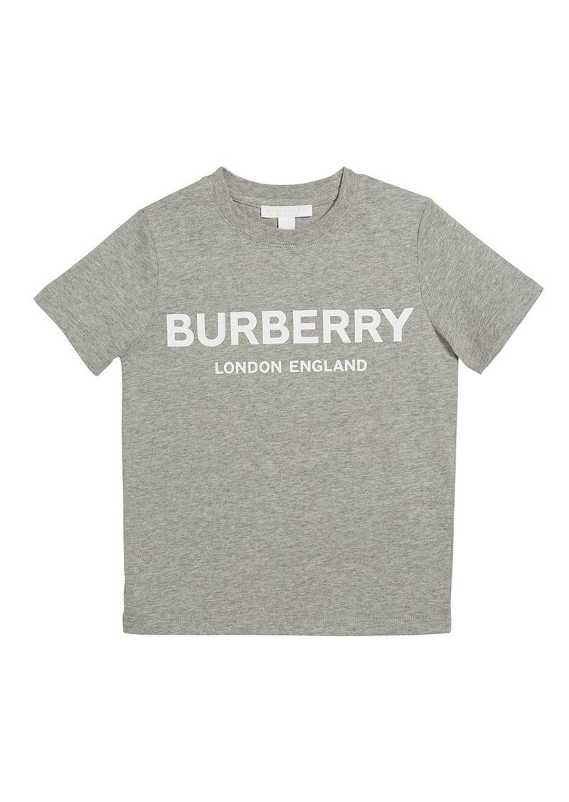 Burberry Robbie Logo Tee  Size 3-14