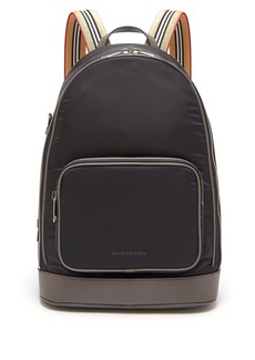 Burberry Rocco Cay nylon backpack