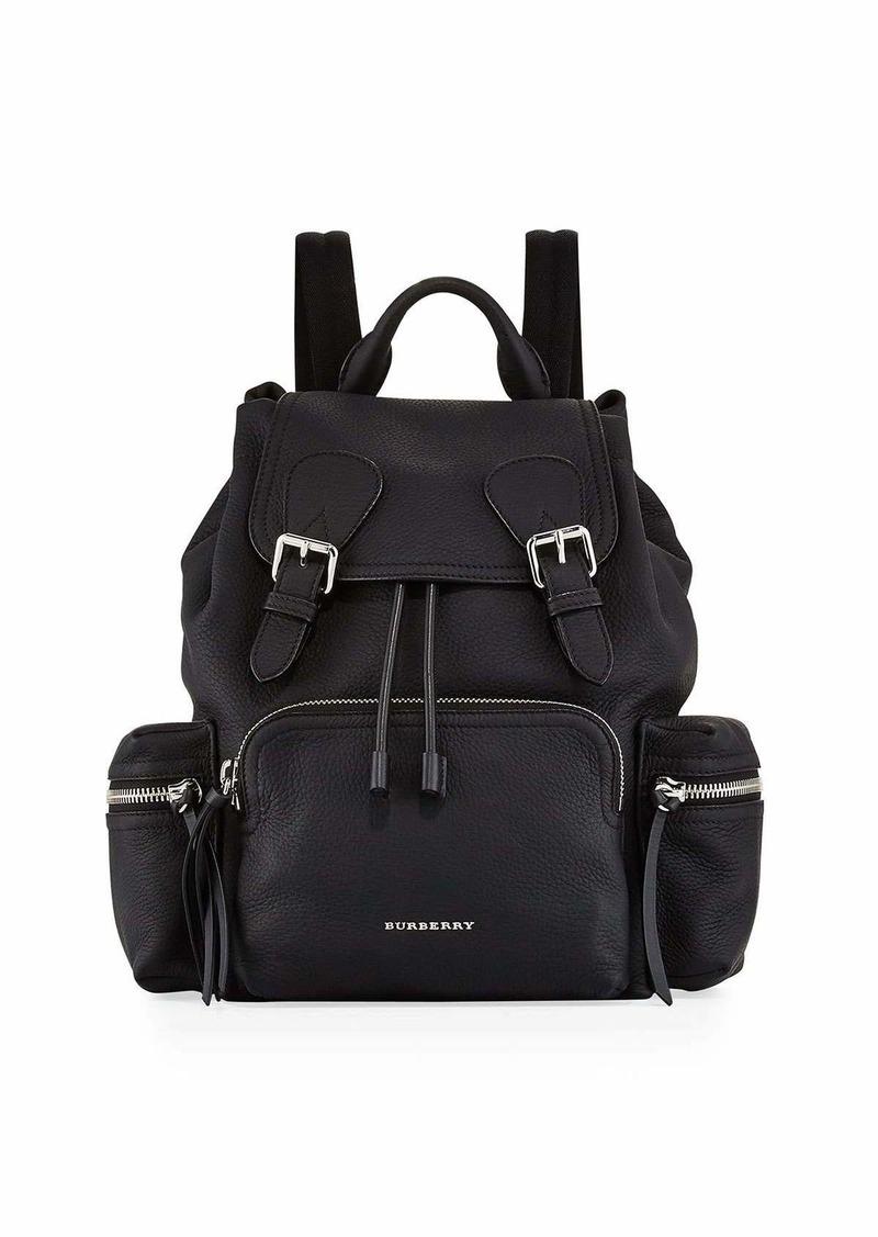 Burberry Rucksack Medium Leather Chain Backpack  aca4dc518f8b4