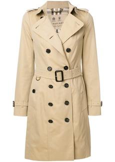 Burberry The Sandringham- long trench coat