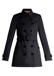 Burberry Sandringham mid-length gabardine trench coat