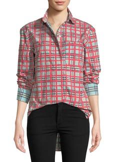 Saoirse Check Arm Shirt