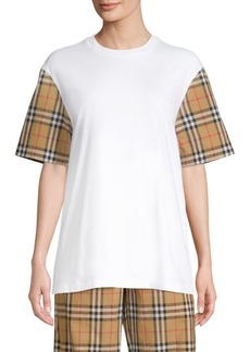 Burberry Serra Short-Sleeve Tee