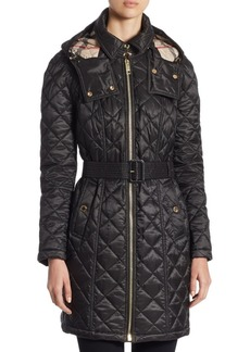 Burberry Sheen Quilted Jacket
