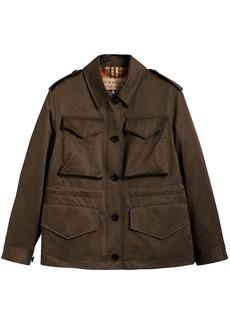 Burberry showerproof field jacket