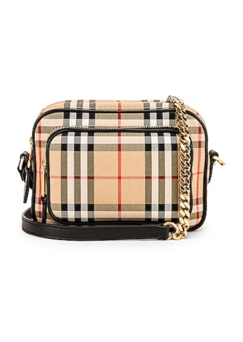 Burberry Small Camera Bag