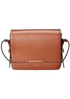Burberry Small Grace Leather Shoulder Bag