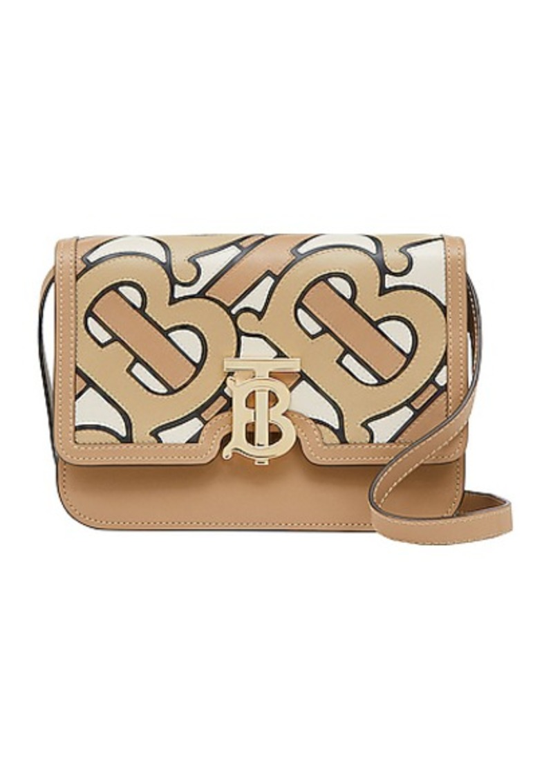 Burberry Small TB Monogram Crossbody Bag