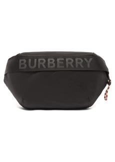 Burberry Sonny logo technical belt bag