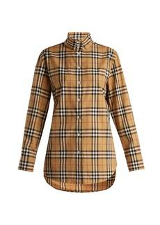 Burberry Starling cotton shirt