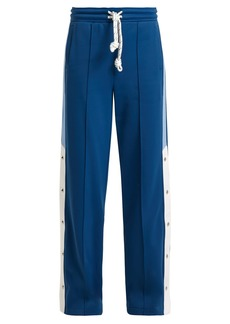 Burberry Sungi wide-leg trousers