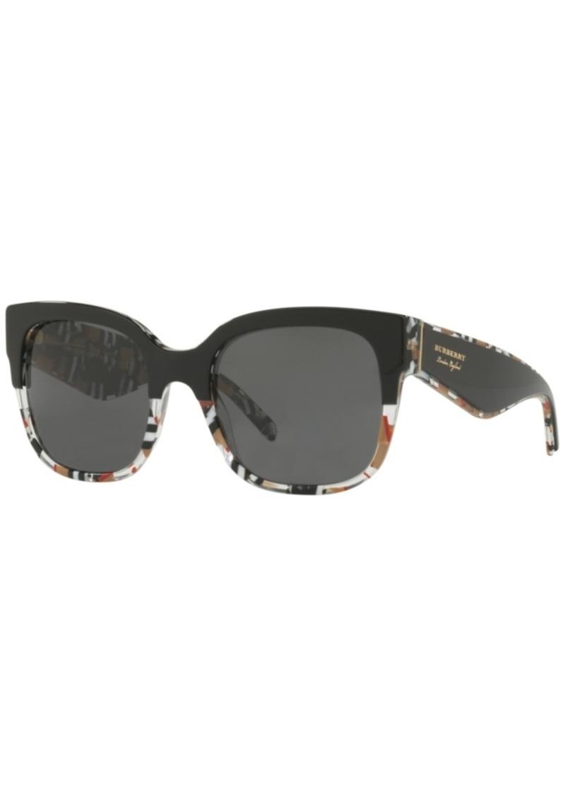 c25ae670192 Burberry Burberry Sunglasses