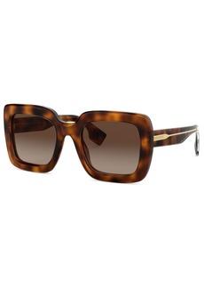 Burberry Sunglasses, BE4284 52