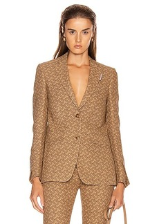 Burberry Surrey Tailored Jacket