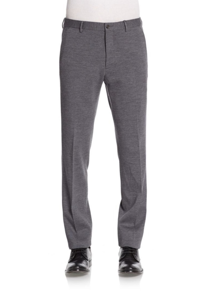 Burberry Taperly Knit Trousers