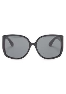 Burberry TB-monogram butterfly acetate sunglasses
