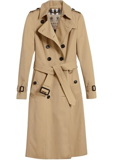Burberry The Chelsea – Extra-long Trench Coat