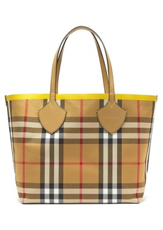 Burberry The Giant reversible cotton tote