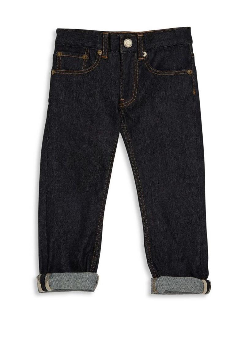 Burberry Toddler's, Little Boy's & Boy's Cuffed Jeans