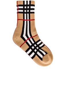 Burberry Vintage Check Crew Socks