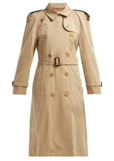 Burberry Westminster gabardine trench coat