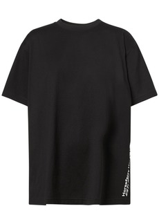 Burberry Carrick Printed Cotton  Jersey T-shirt
