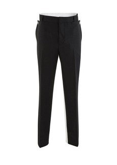 Burberry Casual mohair and wool trousers