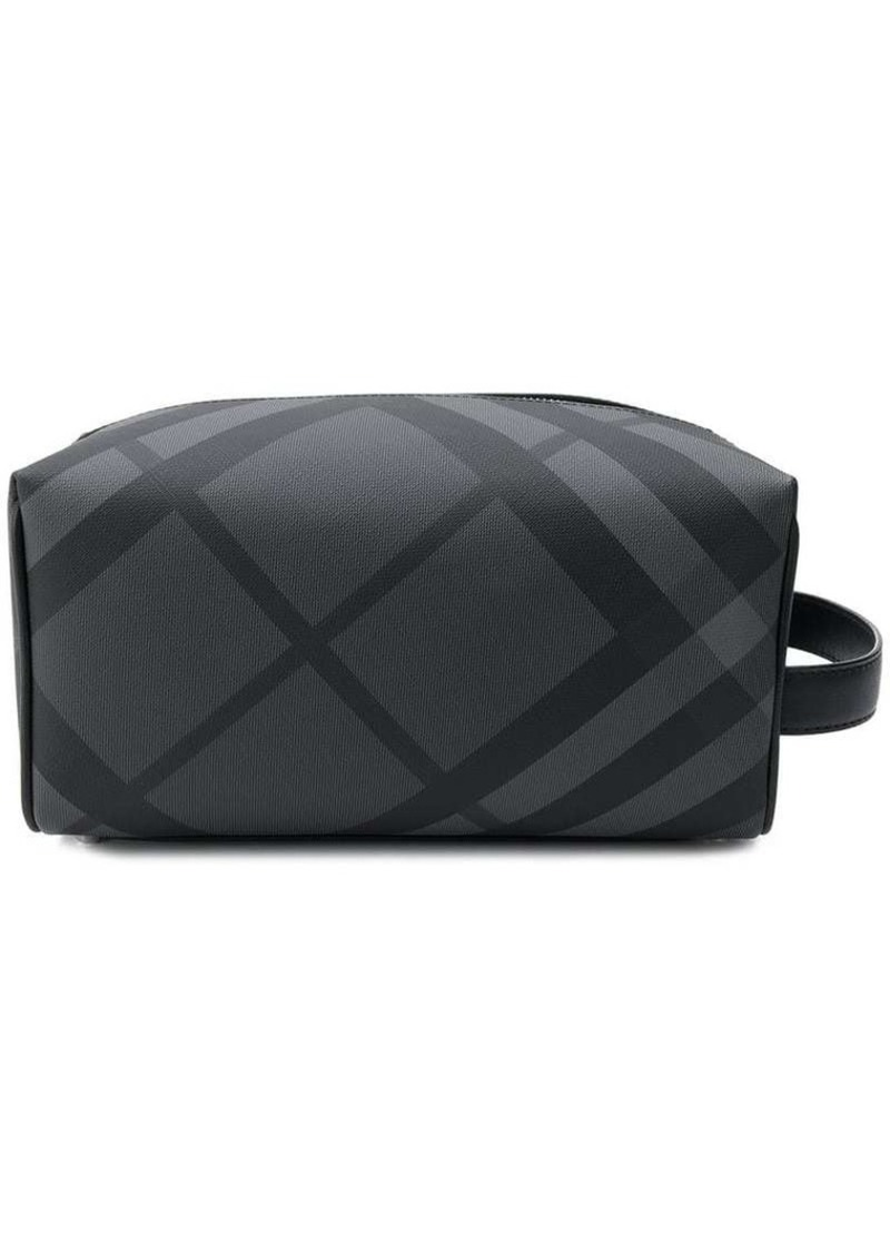 333aed361e7b Burberry checked cosmetic case