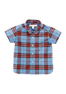 Burberry Clarkey Check Button-Down Shirt