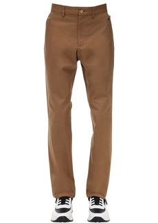 Burberry Classic Cotton Chino Pants