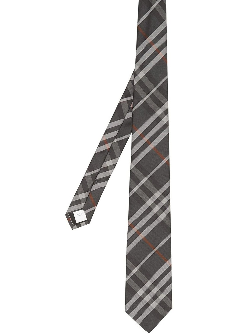 Burberry classic cut Vintage Check tie