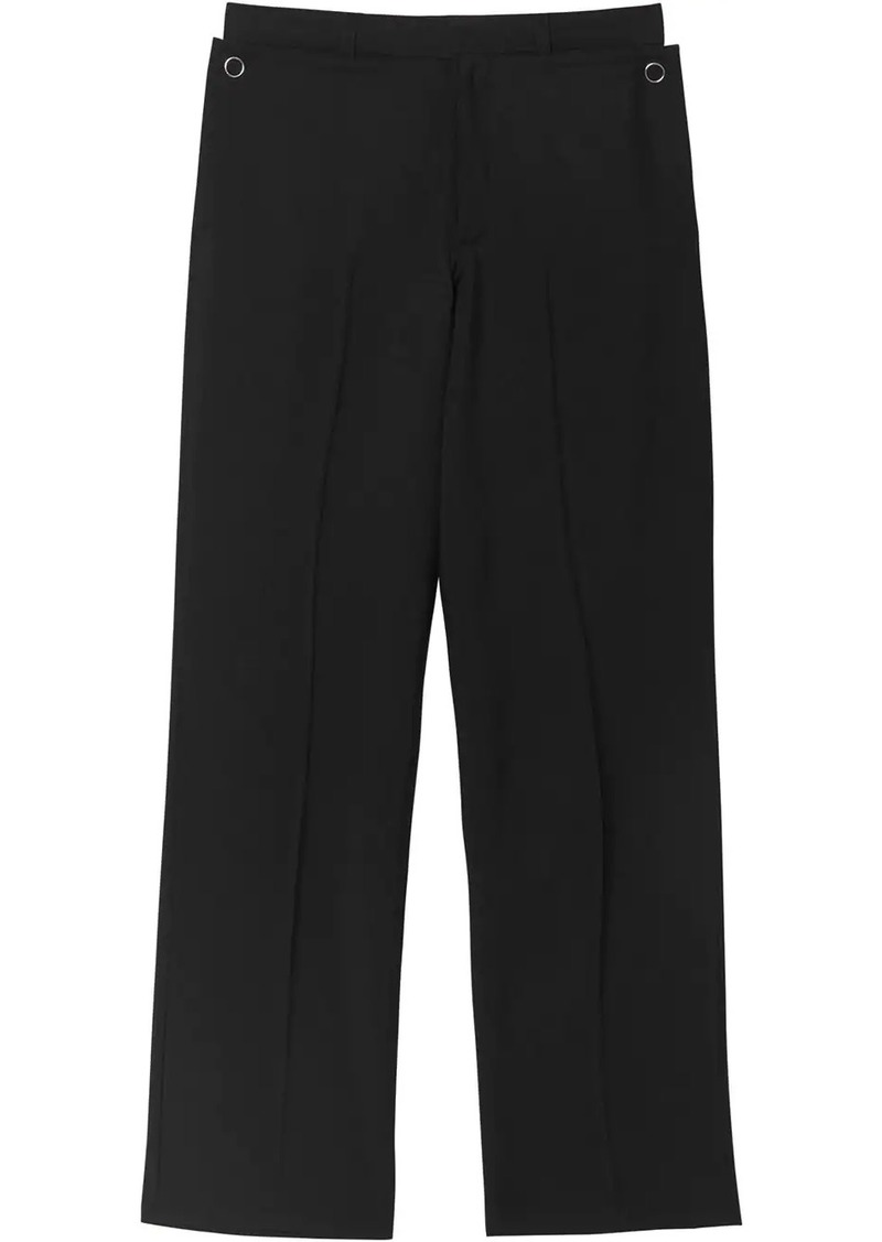 Burberry classic fit tailored trousers