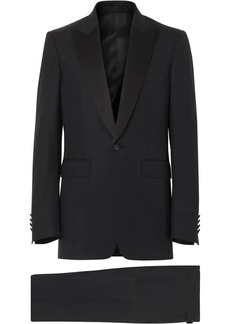 Burberry Classic Fit Wool Silk Tuxedo