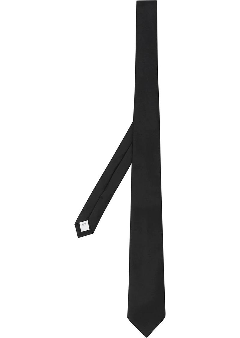 Burberry classic satin tie