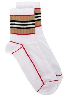 Burberry classic stripe socks