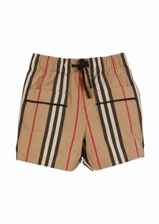 Burberry Conroy Icon Stripe Shorts  Size 6M-2