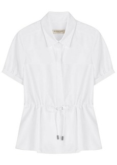 Burberry Cotton Blouse