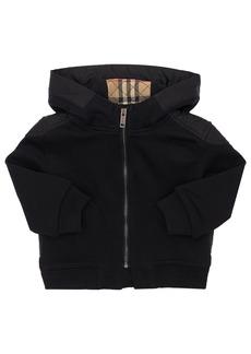 Burberry Cotton Sweatshirt Hoodie