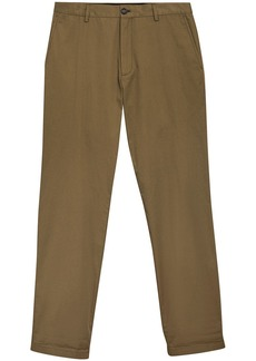 Burberry Cotton Twill Chinos