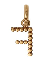 Burberry Crystal 'F' Alphabet Charm