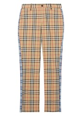 Burberry Dana Check Print Pants