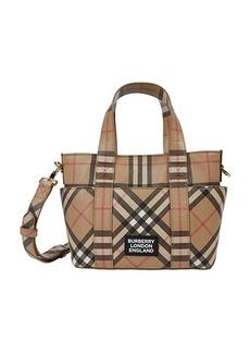 Burberry Daphne Check Diaper Bag